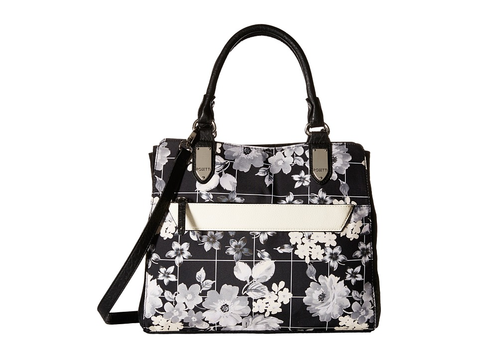 Rosetti - Cameron Double Handle Purse (Petal Works) Handbags