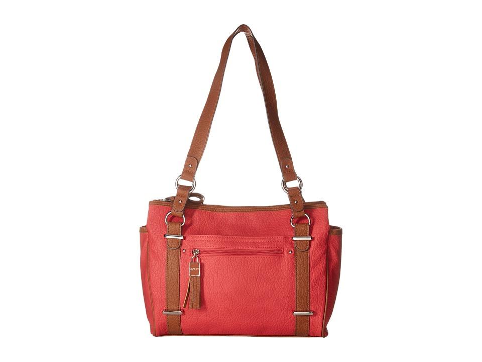 Rosetti - At First Glance Satchel (Tabasco) Satchel Handbags