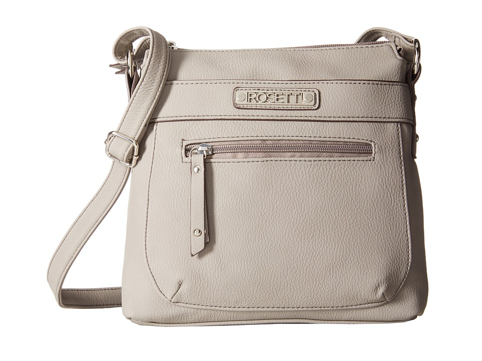 Rosetti - Josephine Mini Crossbody (Husky Grey) Cross Body Handbags