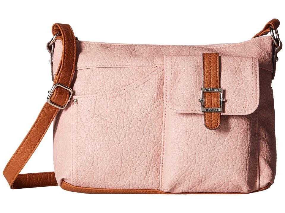 Rosetti - Francesca Mini Crossbody (Peony) Cross Body Handbags