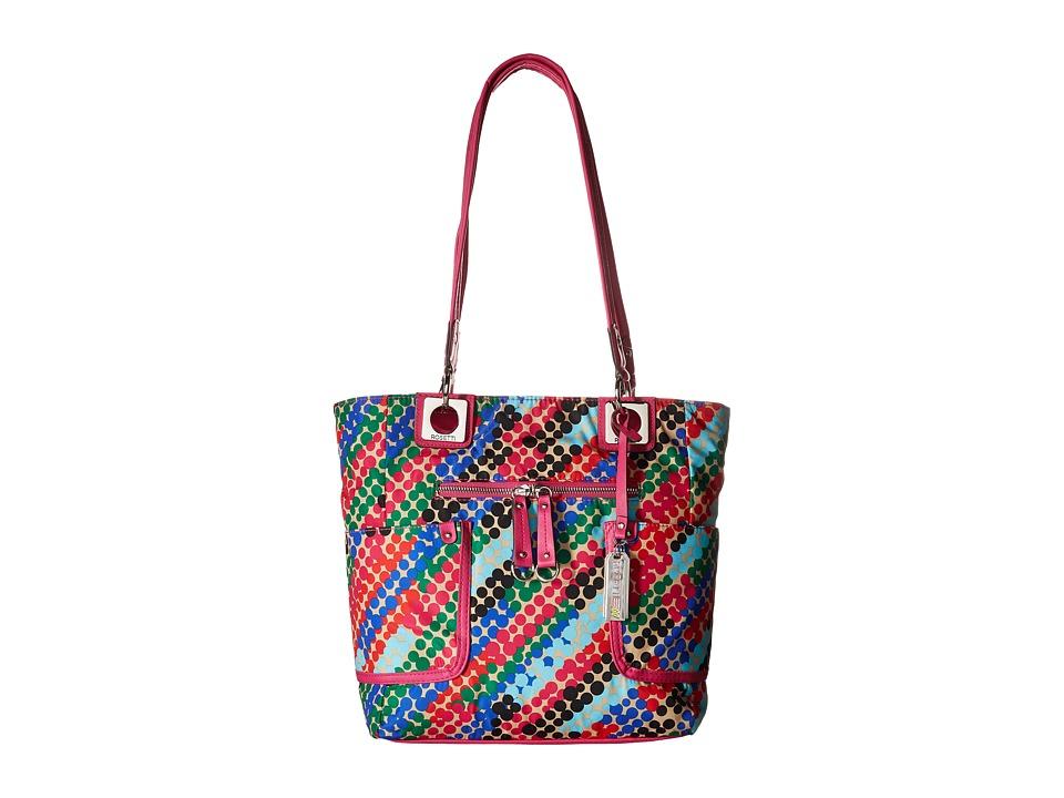 Rosetti - Springdale Nylon Tote (Light Bright Print) Tote Handbags