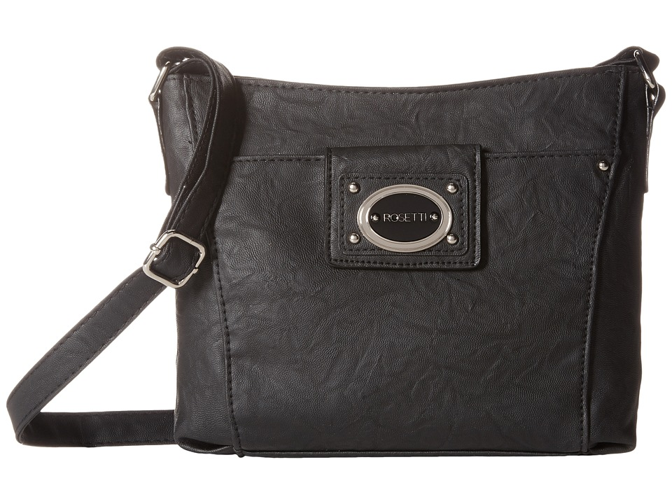 Rosetti - Matilda Mini Crossbody (Black) Cross Body Handbags