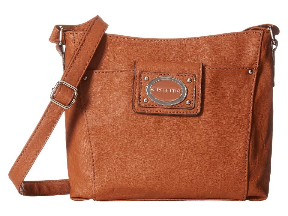 Rosetti - Matilda Mini Crossbody (Chestnut) Cross Body Handbags