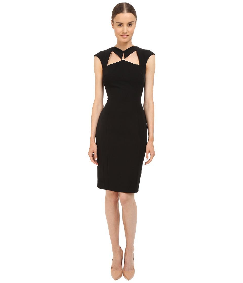 Versace Collection Cutout Dress