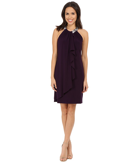 rsvp - Barletta Dress (Eggplant) Women