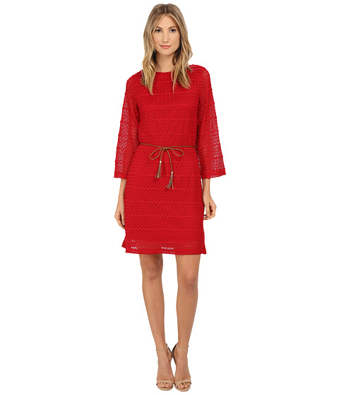 rsvp - Bari Dress (Crimson) Women