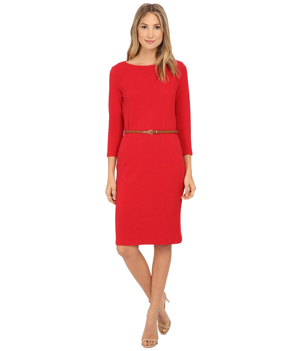 rsvp - Rimini Dress (Crimson) Women's Dress