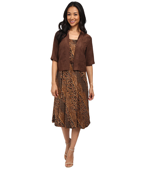 rsvp - Teramo Dress (Brown) Women