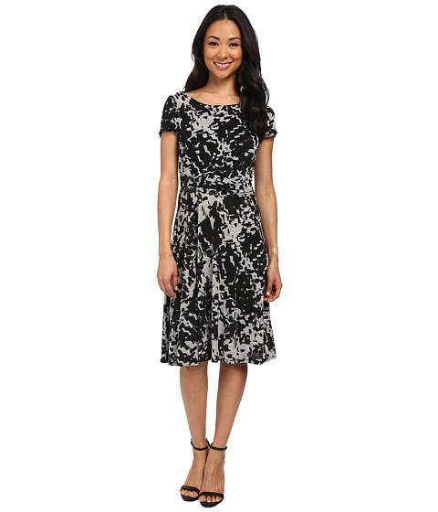 rsvp - Matera Dress (Black/Ivory) Women