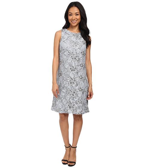 rsvp - Taranto Dress (Silver) Women's Dress