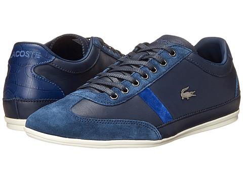 Lacoste - Misano 33 (Dark Blue) Men's Shoes