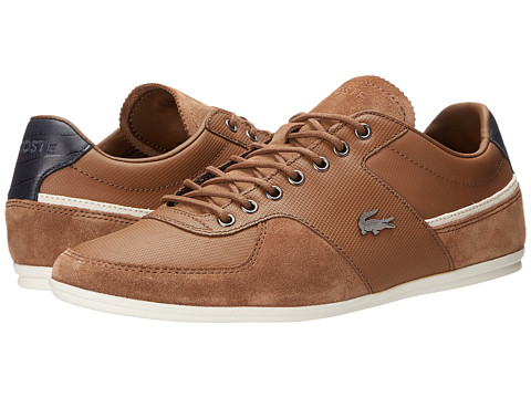 Lacoste - Taloire 16 (Tan) Men's Shoes