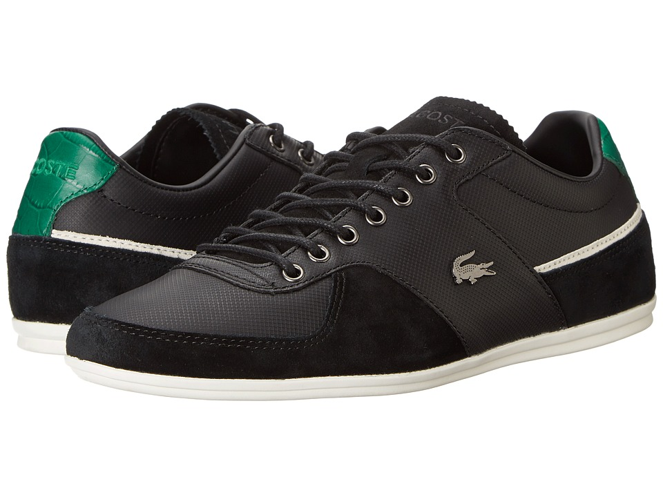 Lacoste - Taloire 16 (Black) Men's Shoes