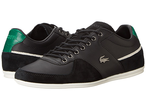 Lacoste - Taloire 16 (Black) Men