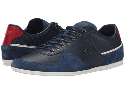 Lacoste - Taloire 16 (Dark Blue) Men's Shoes