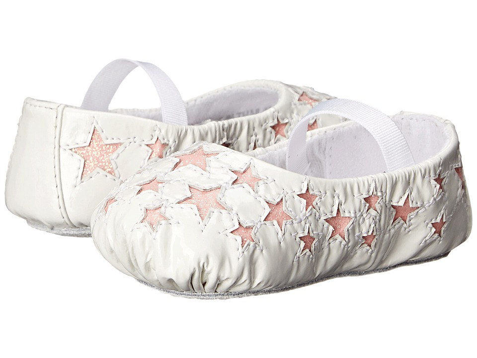 Bloch Kids - Etoile (Infant/Toddler) (White) Girl's Shoes