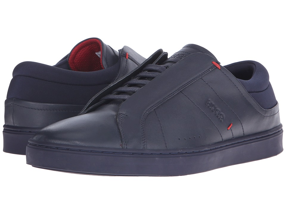 BOSS Hugo Boss - Postlow by HUGO (Dark Blue) Men's Lace up casual Shoes