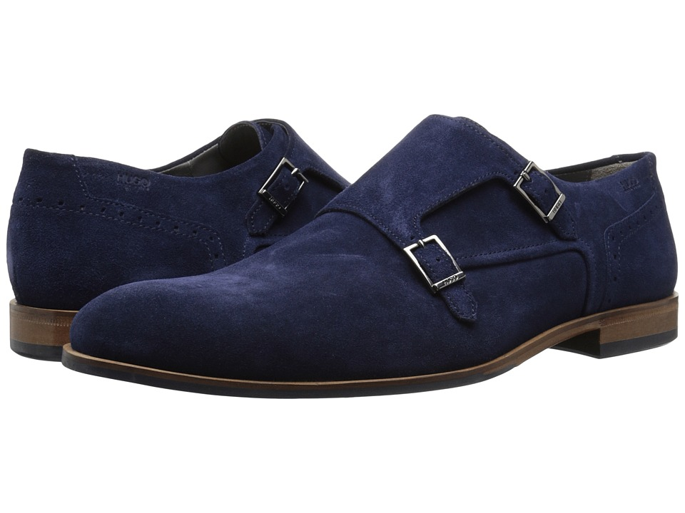 BOSS Hugo Boss - C-Modemok by HUGO (Navy) Men's Monkstrap Shoes