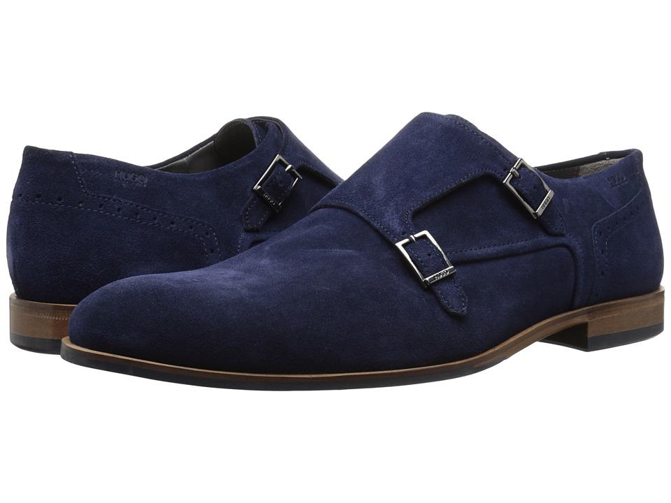 BOSS Hugo Boss - C-Modemok by HUGO (Navy) Men's Monkstrap Shoes