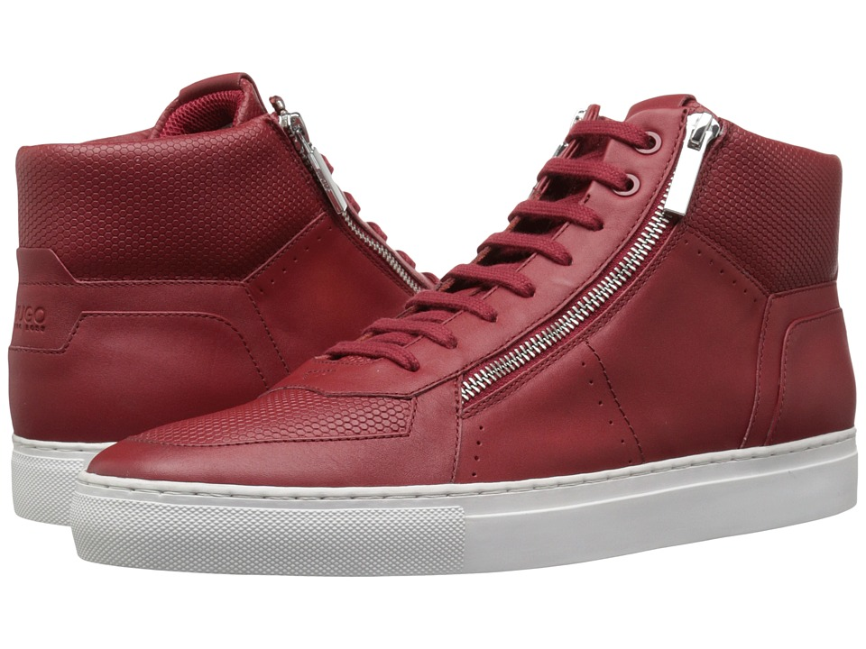 BOSS Hugo Boss - Futuzip by HUGO (Red) Men's Lace up casual Shoes