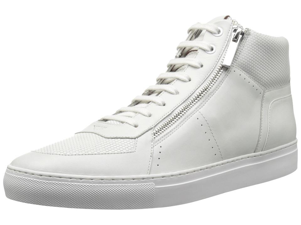 BOSS Hugo Boss - Futuzip by HUGO (White) Men's Lace up casual Shoes