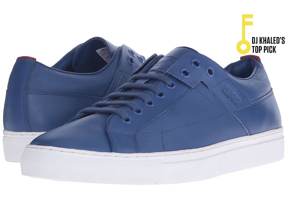 BOSS Hugo Boss - Futesio-SF by HUGO (Bright Blue) Men's Lace up casual Shoes