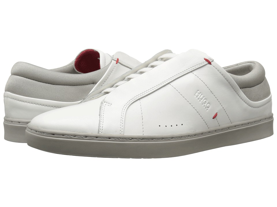 BOSS Hugo Boss - Postlow by HUGO (White) Men's Lace up casual Shoes