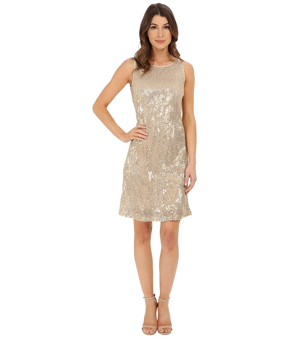 rsvp - Nanterre Dress (Gold) Women's Dress