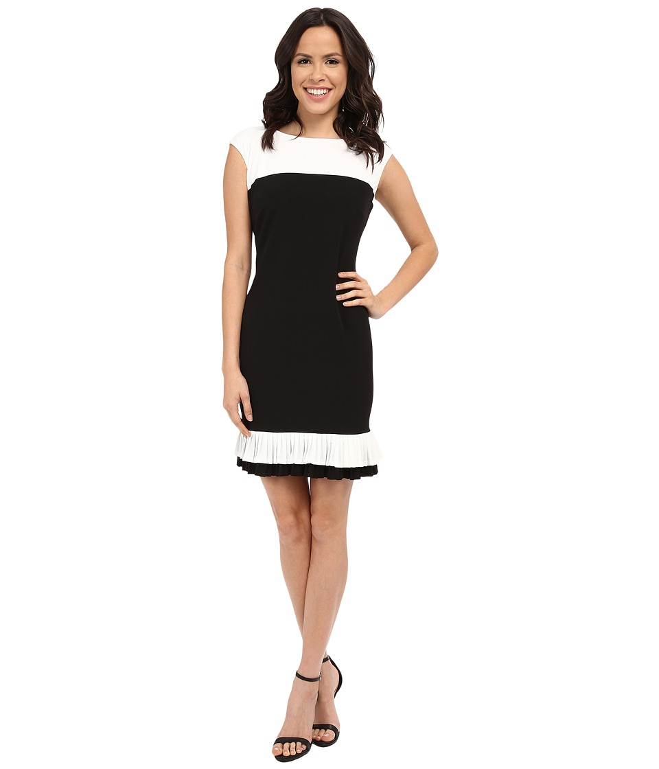 rsvp - Toulon Dress (Black/Ivory) Women's Dress