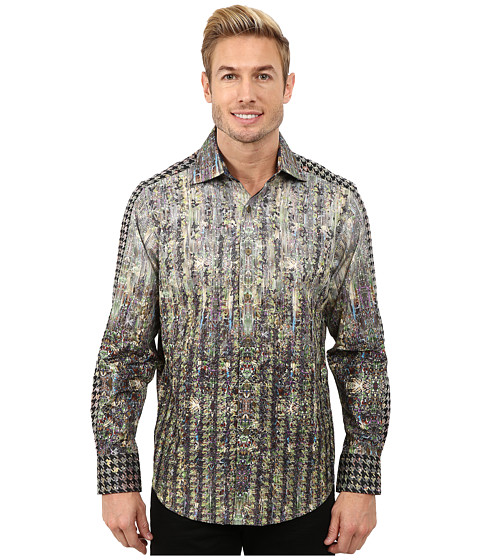 Robert Graham - Only Rocknroll Long Sleeve Limited Edition Woven (Multi) Men's Clothing