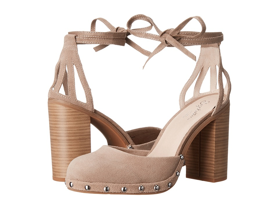 Seychelles - Drift (Taupe Suede) High Heels
