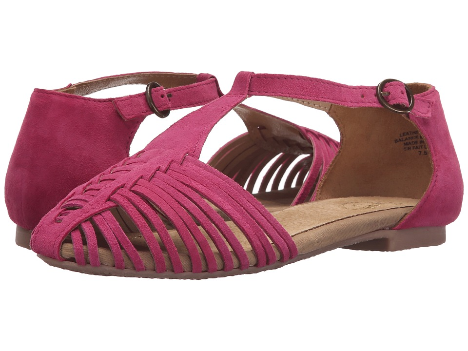 Seychelles - Into Thin Air (Fuchsia Suede) Women's Shoes