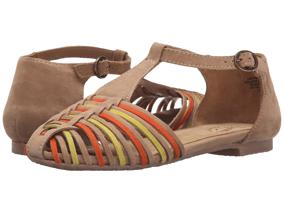 Seychelles - Into Thin Air (Natural Multi Suede) Women's Shoes