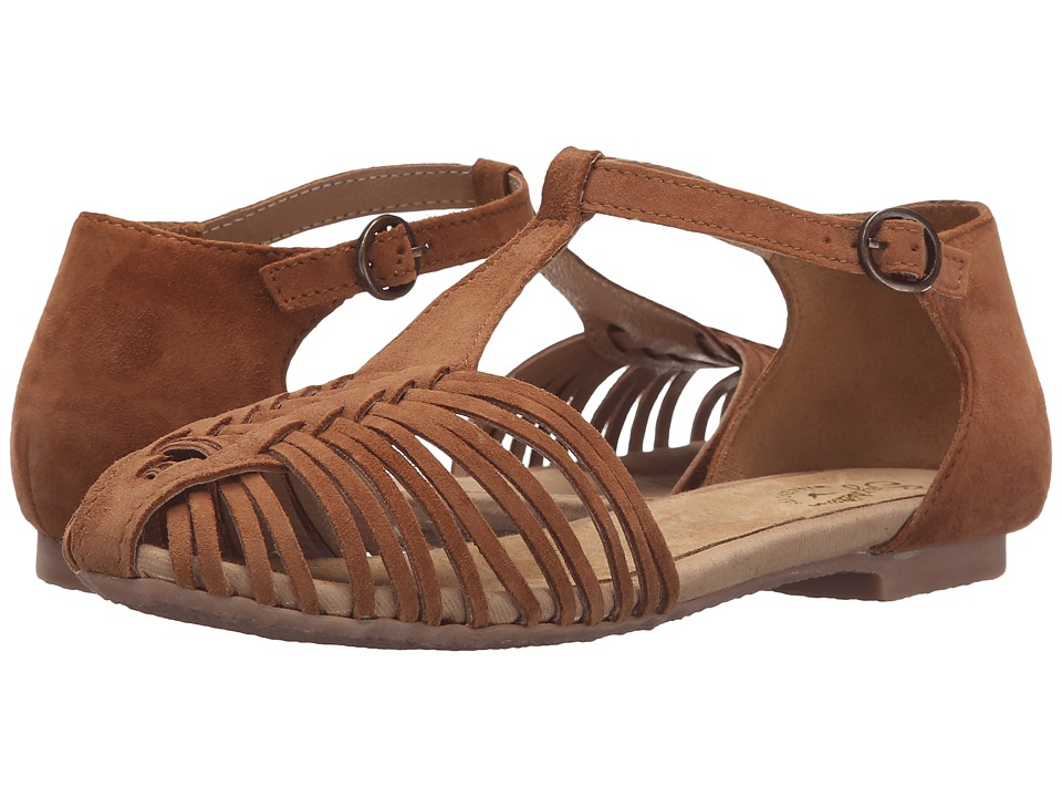 Seychelles - Into Thin Air (Tan Suede) Women's Shoes