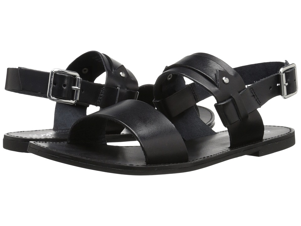 Seychelles - Revolutionary (Black) Women's Sandals