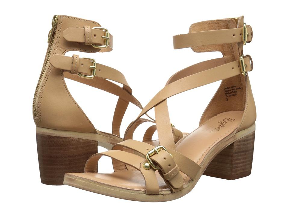 Seychelles - Aquarius (Vacchetta) Women's Sandals