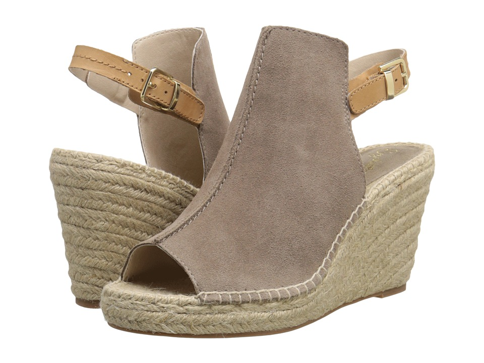Seychelles Charismatic (Taupe Suede) Women