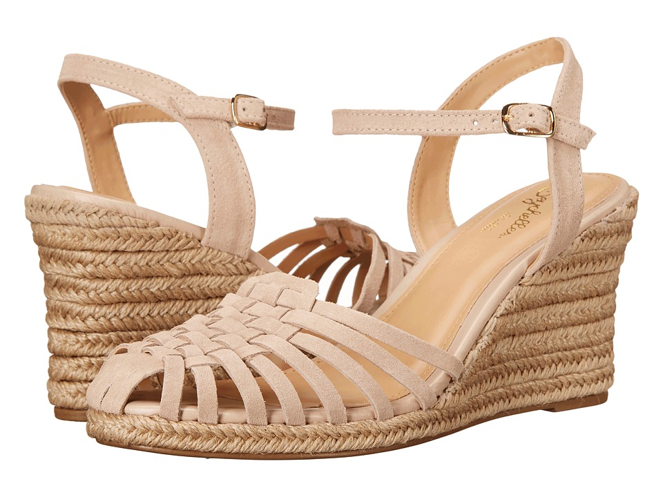 Seychelles Aspiration (Blush Suede) Women