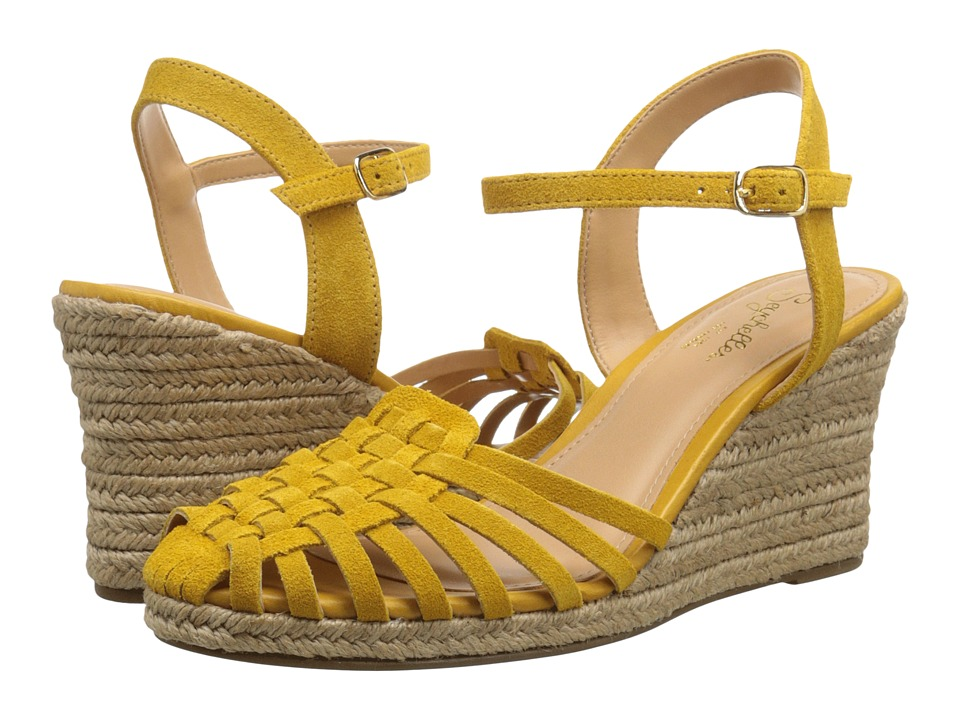 Seychelles Aspiration (Yellow Suede) Women