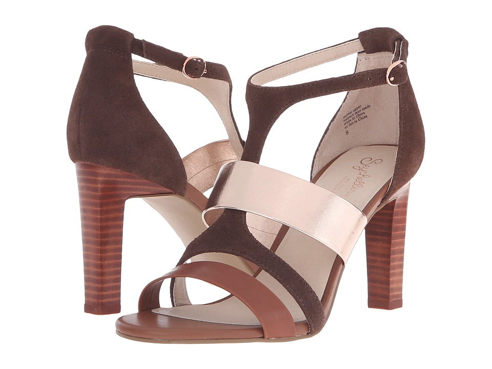 Seychelles Dress Code (Whiskey Multi) High Heels