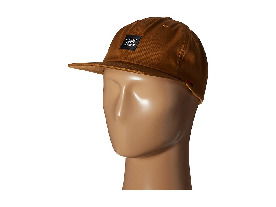 Herschel Supply Co. - Albert (Caramel) Caps
