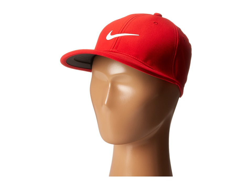 Nike Kids - Ultralight Perf Cap (Little Kids/Big Kids) (University Red/White) Casual Visor