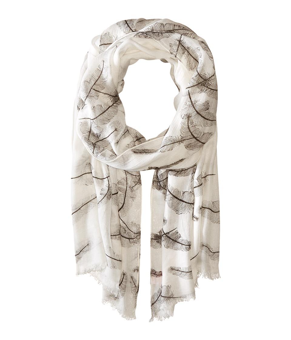 Pistil - Ravenna Scarf (White) Scarves