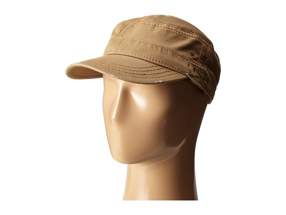 Pistil - Cubano (Khaki) Caps