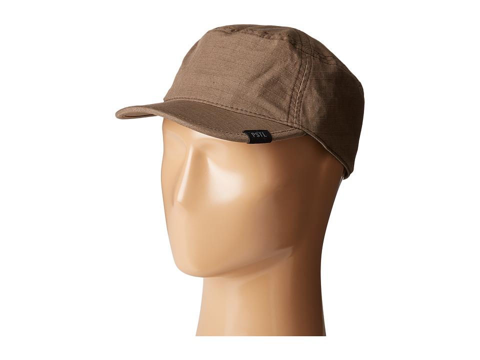Pistil - Grove (Brown 2) Caps