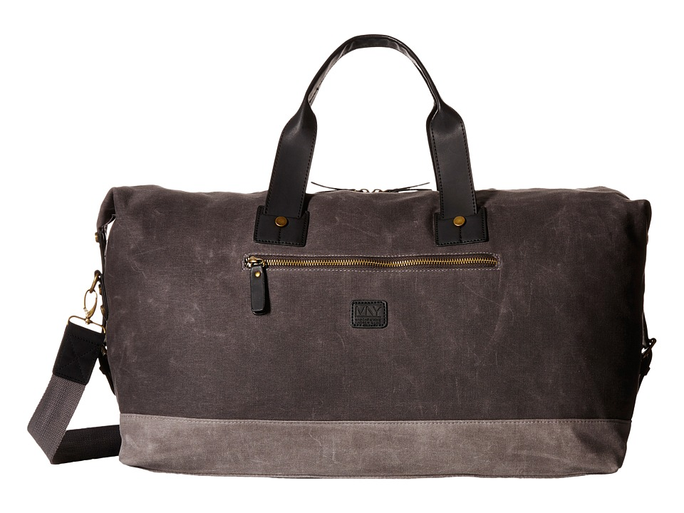 Marc New York by Andrew Marc - Fairfield Duffel (Charcoal) Duffel Bags