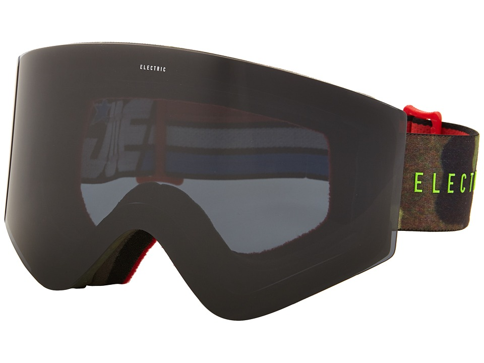 Electric Eyewear - EGX G.I. Joe Camo +Bonus Lens (Jet Black) Snow Goggles