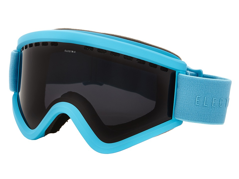 Electric Eyewear - EGV Light Blue +Bonus Lens (Jet Black) Snow Goggles