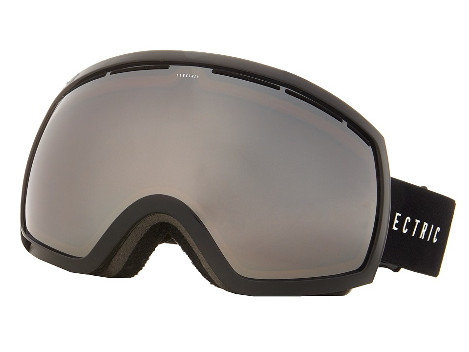 Electric Eyewear - EG2 Gloss Black +Bonus Lens (Bronze/Silver Chrome) Snow Goggles