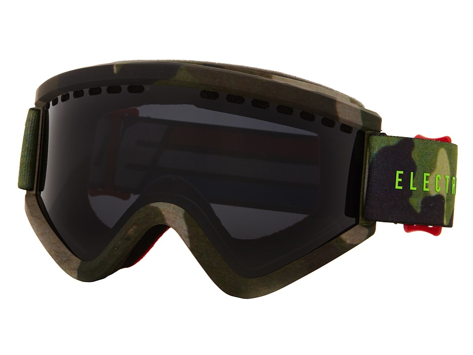 Electric Eyewear - EGV.K G.I. Joe Camo (Jet Black) Snow Goggles
